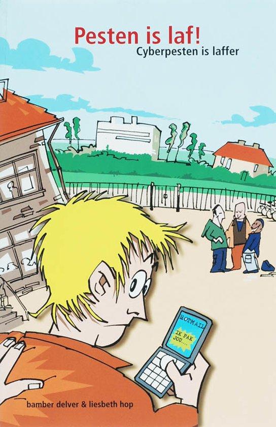 Boek cover Pesten Is Laf! van Bamber Delver (Onbekend)