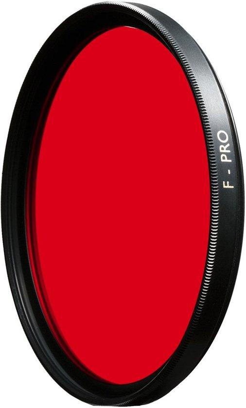 B+W 090 licht-rood MRC 58 ES