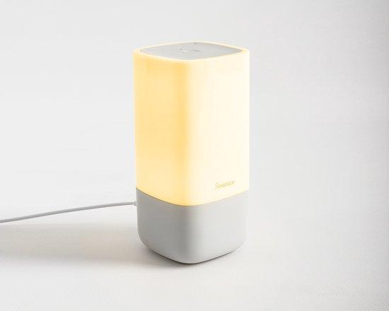 Wekkerradio Met Licht : Bol highclasssleep smart wake up light u nachtlamp met