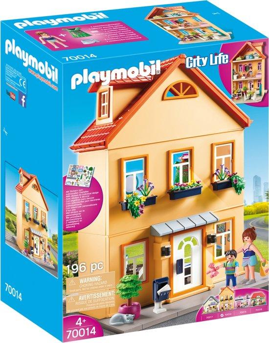 PLAYMOBIL Mijn huis - 70014