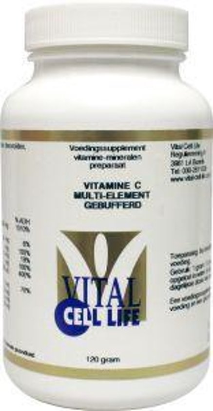vitamine c poeder de tuinen