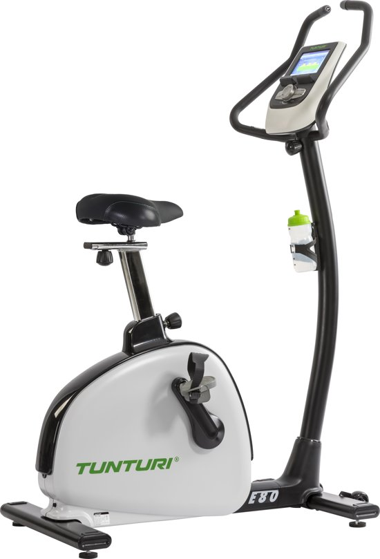 Tunturi Endurance E80 Hometrainer - Fitness Fiets - Ergometer