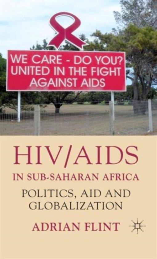 hiv aids in sub saharan africa flint adrian