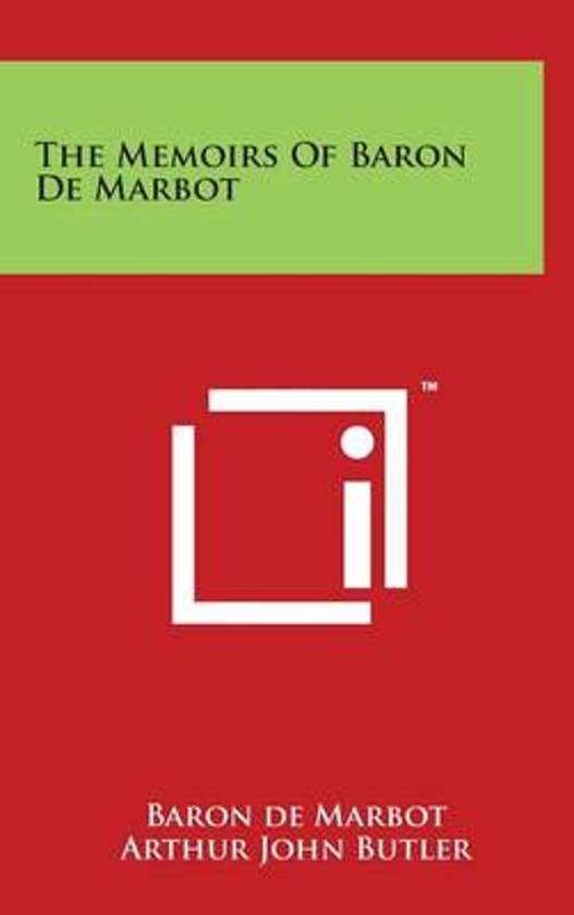 The Memoirs of Baron de Marbot