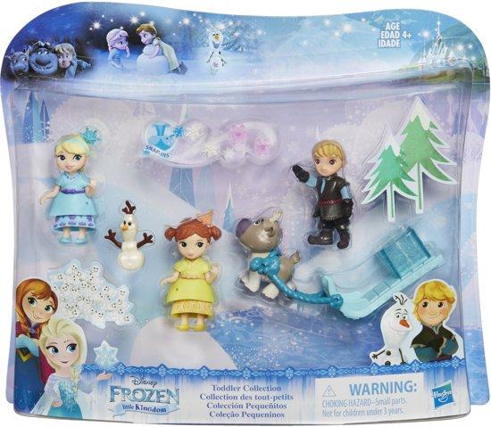 Frozen Poppetjes voor Kleuters - Multipack