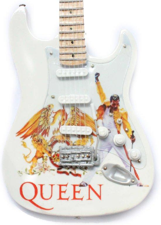 Miniatuur gitaar Queen