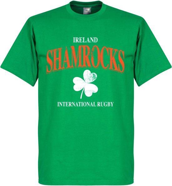 Ierland Rugby T-Shirt - Groen - Kinderen - 4