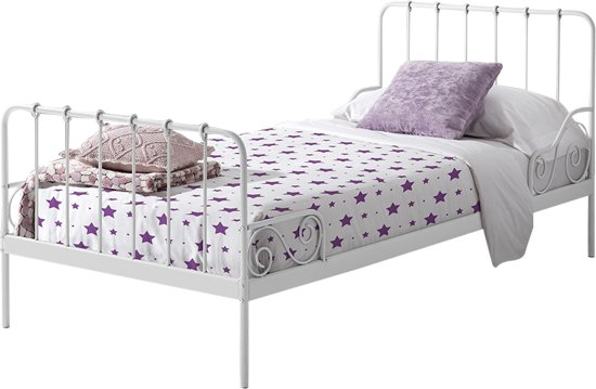 Vipack - kinderbed Alice - wit