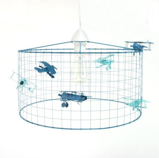 Voorkeur bol.com | Lamp Vliegtuig-Hanglamp-Kinderkamer-Babykamer-Speelkamer PD91