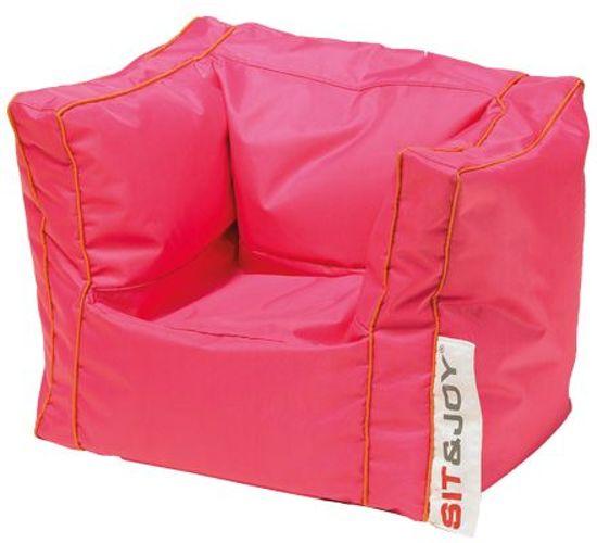 Sit And Joy Childrens Chair.Sit En Joy Children Chair Zitzak Roze