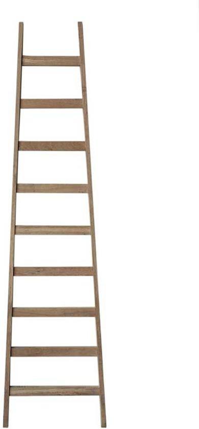 Label51 decoratie ladder hout naturel - Decoratie afbeelding ...