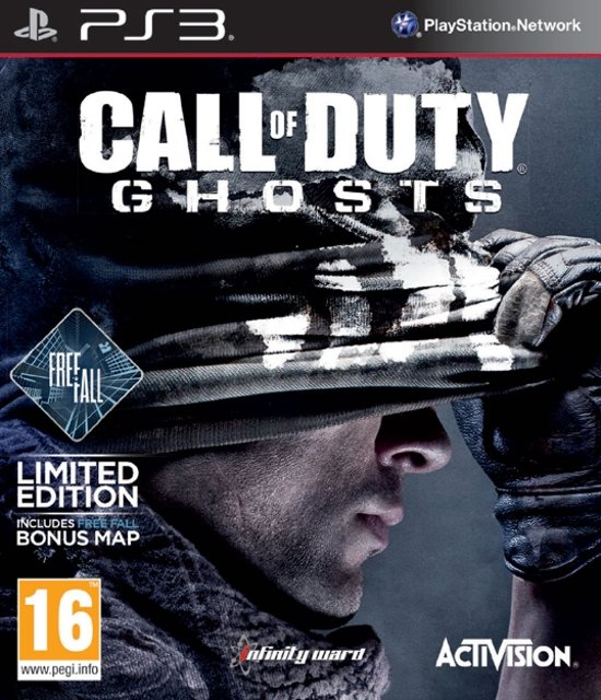 Activision Call of Duty: Ghosts, PS3 kopen