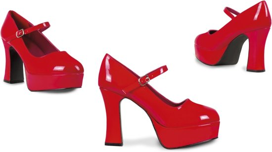 Chaussures Disco Rouge dTi2eFYcDV