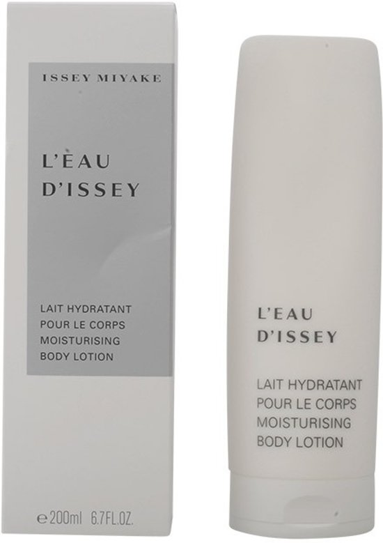 MULTI BUNDEL 2 stuks L'EAU D'ISSEY body lotion 200 ml