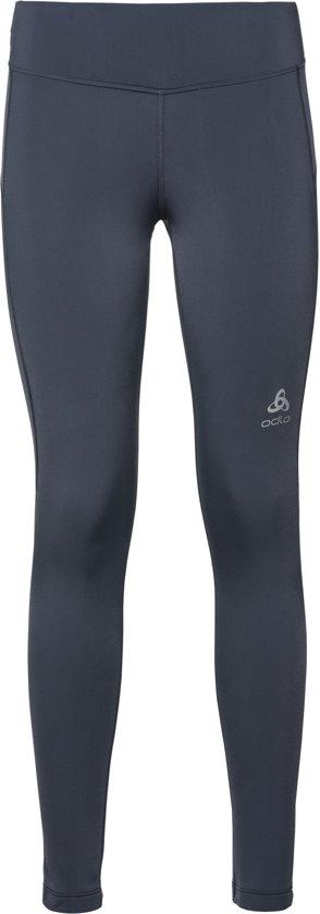 Grey Long DamesOdyssey Bottom Bl Warm Odlo Core Hardloopbroek cR3AL54jq