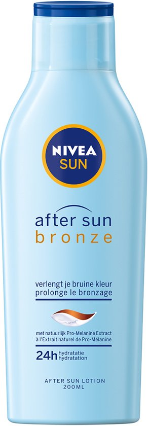 NIVEA SUN Bronze After Sun Lotion - 200 ml