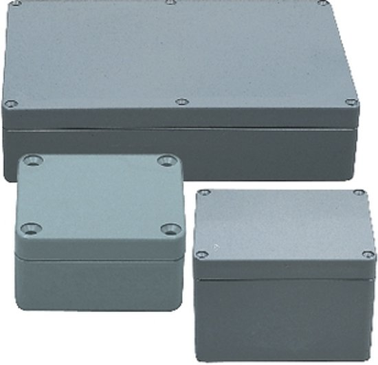 Electrical Enclosure ABS ABS 171 x 121 x 80 mm