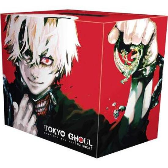 Tokyo Ghoul Complete Box Set - Sui Ishida