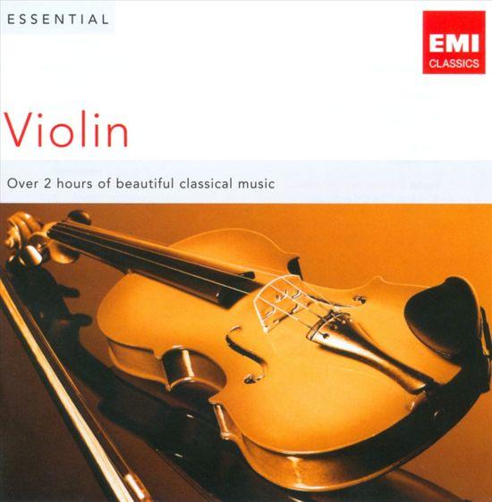 Various Artists - Essential Violin