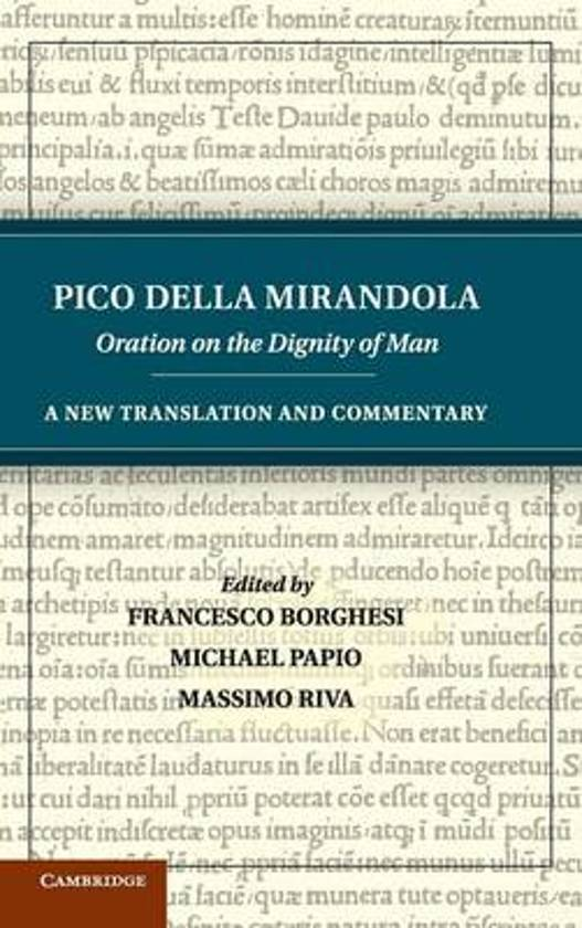 pico della mirandola thesis Italian philosopher and humanist - pico della mirandola: a great philosopher.