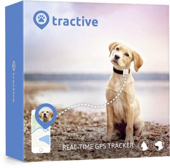 Tractive GPS Tracker Systeem Voor Hond & Kat