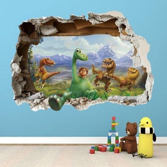 Bol Com Disney The Good Dinosaur 3d Muursticker