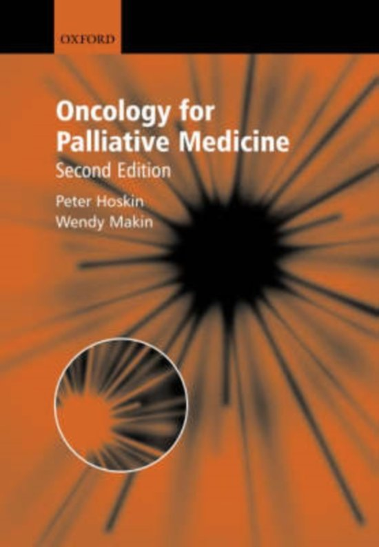 Oncology for Palliative Medicine