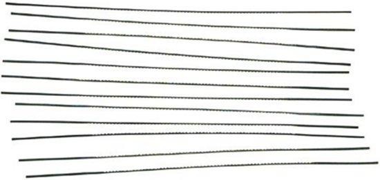 Skandia figuurzaag voor hout nummer 6 12 stuks