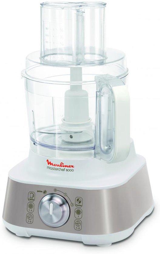 Moulinex masterchef 8000 fp645h26 foodprocessor for Cuisine 8000 euros
