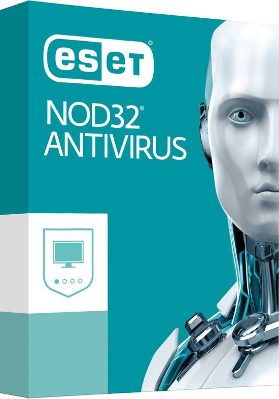 ESET NOD32 Antivirus - 3 Gebruikers - 1 Jaar - Meertalig - Windows Download