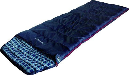 High Peak Scout Comfort Slaapzak - Blauw