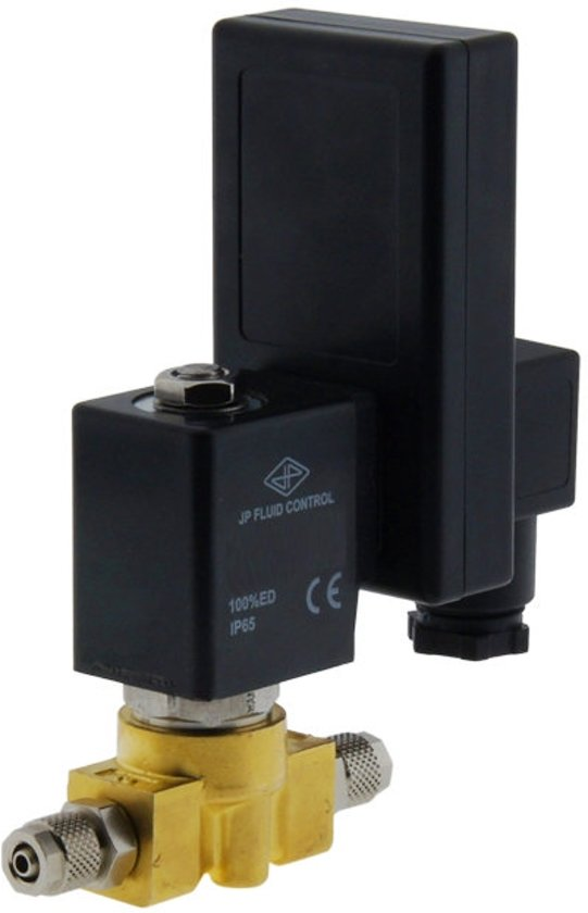 120V AC 6/4mm Magneetventiel CO2 Aquarium Timer - AQ-ST1864T-120AC