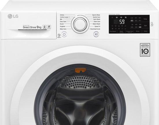 LG FH4U2SMD9 - Wasmachine