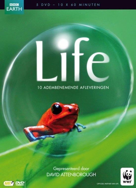 Life - BBC EARTH -5 dvd box