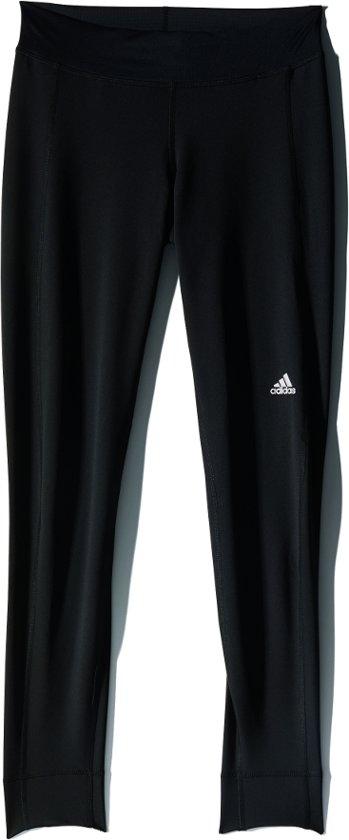 adidas Run Tight Womens - Sportbroek -  Dames - Maat S - Zwart