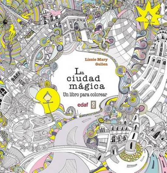 bol.com | La Ciudad Magica, Lizzie Mary Cullen | 9788441436787 | Boeken
