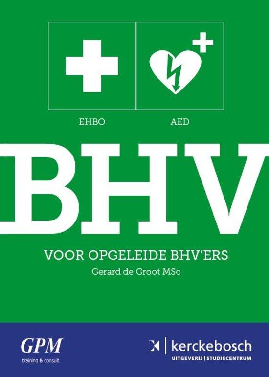 BHV voor opgeleide BHV'ers