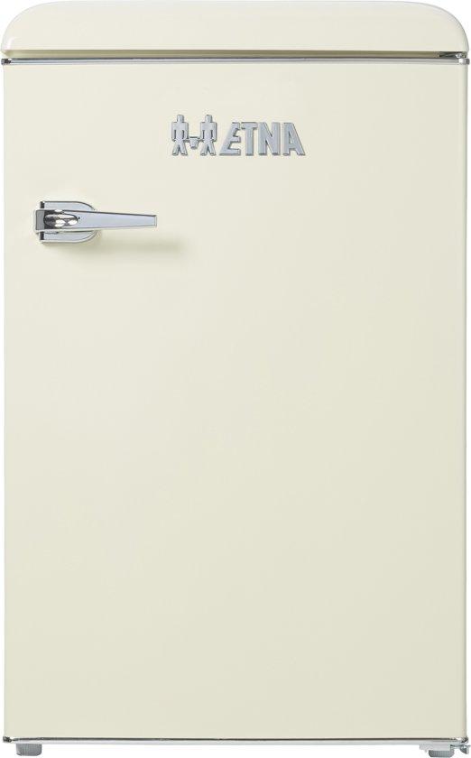 ETNA KKV5055BEI -  Retro - Tafelmodel koelkast - Beige