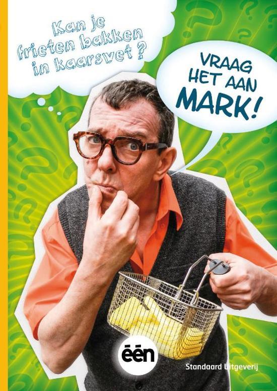 Boek cover Kan je frieten bakken in kaarsvet? van Herman Verbruggen (Onbekend)