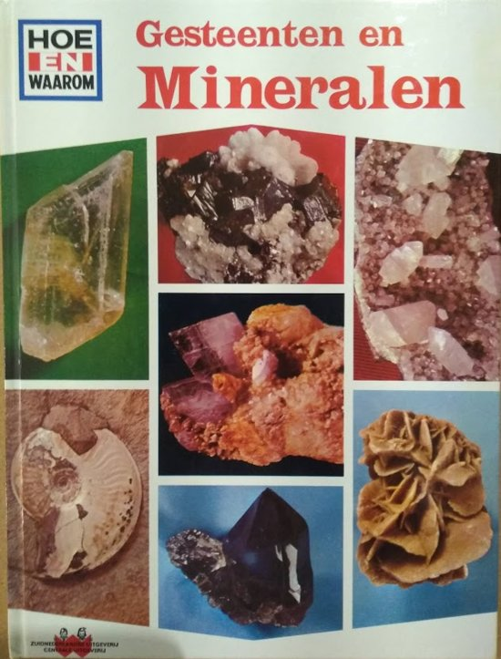 Hoe en waarom boek gest. mineralen - Hyler pdf epub
