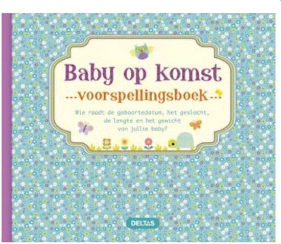 Voorspellingsboek | Baby op komst