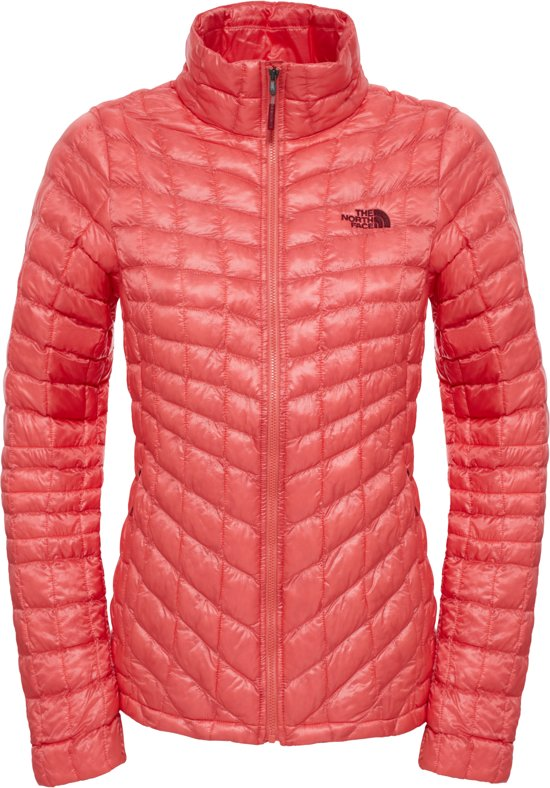 8ee92c92a3f The North Face Thermoball - Outdoorjas - Dames - Maat M - Spiced Coral