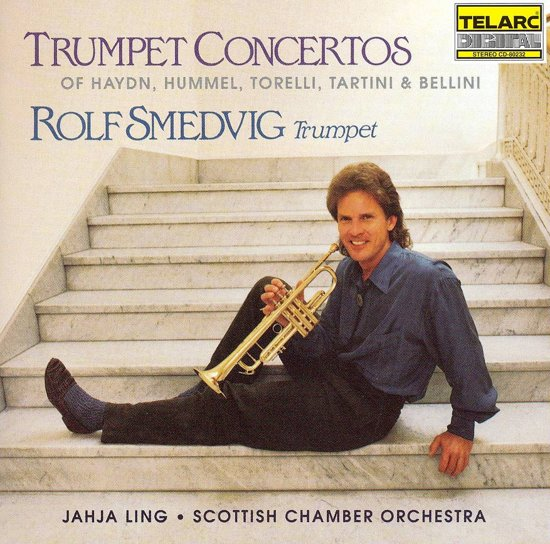 Haydn, Hummel, Torelli: Trumpet Concertos / Smedvig, Ling