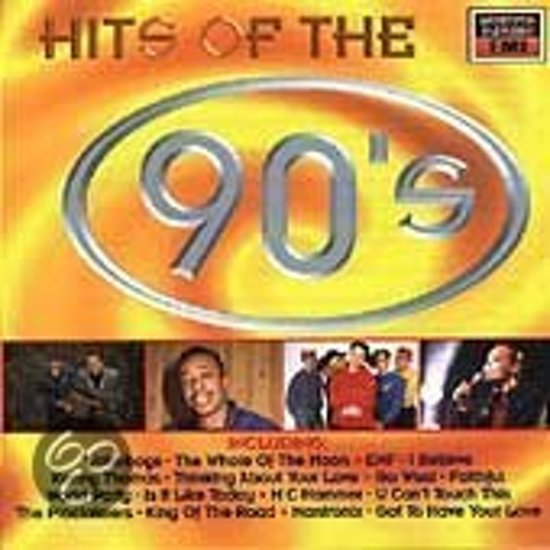 Hits Of The 90'S
