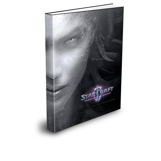 Starcraft II Heart of the Swarm Strategy Guide