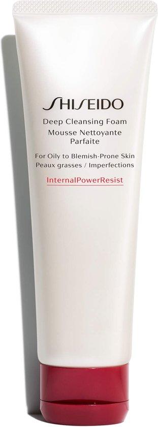 Shiseido Defend Beauty Deep Cleansing Foam Reinigingsschuim 125 ml