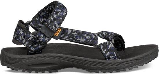 buy popular 1440a 74d74 Teva Sandalen - Maat 45.5 - Mannen - blauw/grijs/zwart