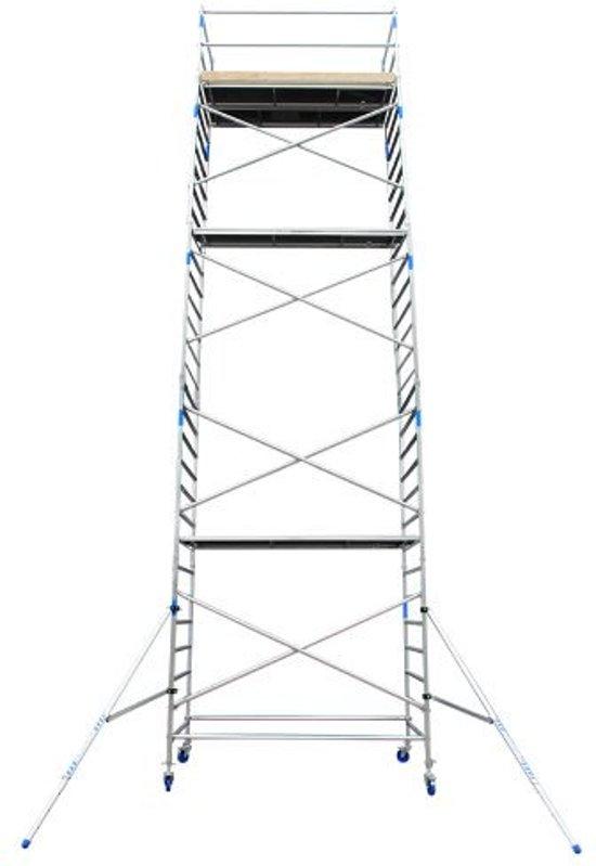Alumexx ALX BS Rolsteiger 2.5-3 10,3 m werkhoogte - met voorloopleuning