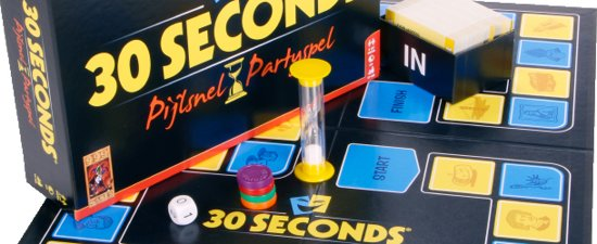 30 Seconds - Gezelschapsspel