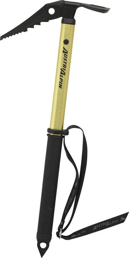 AustriAlpin Compact 2 Steep 75 cm IJsgereedschap met handlus geel